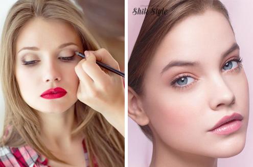 Дневной макияж