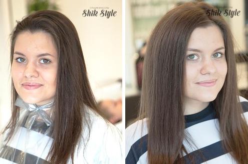 Реконструкция волос, буст ап